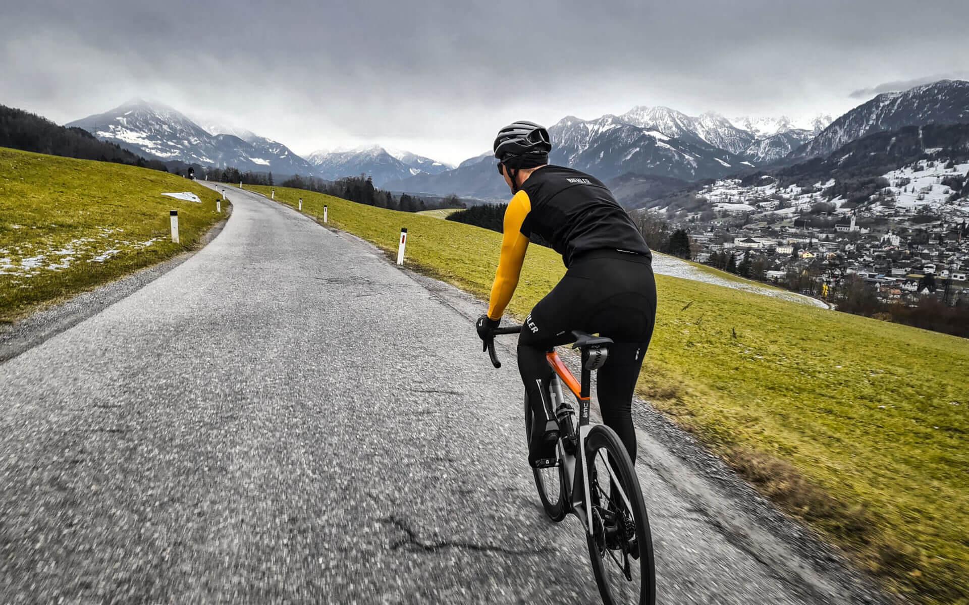 Merkmale von echten Rennradfahrern